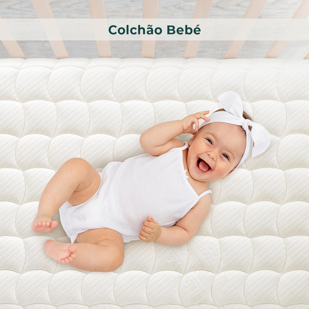 Colchão Bebé Colunex