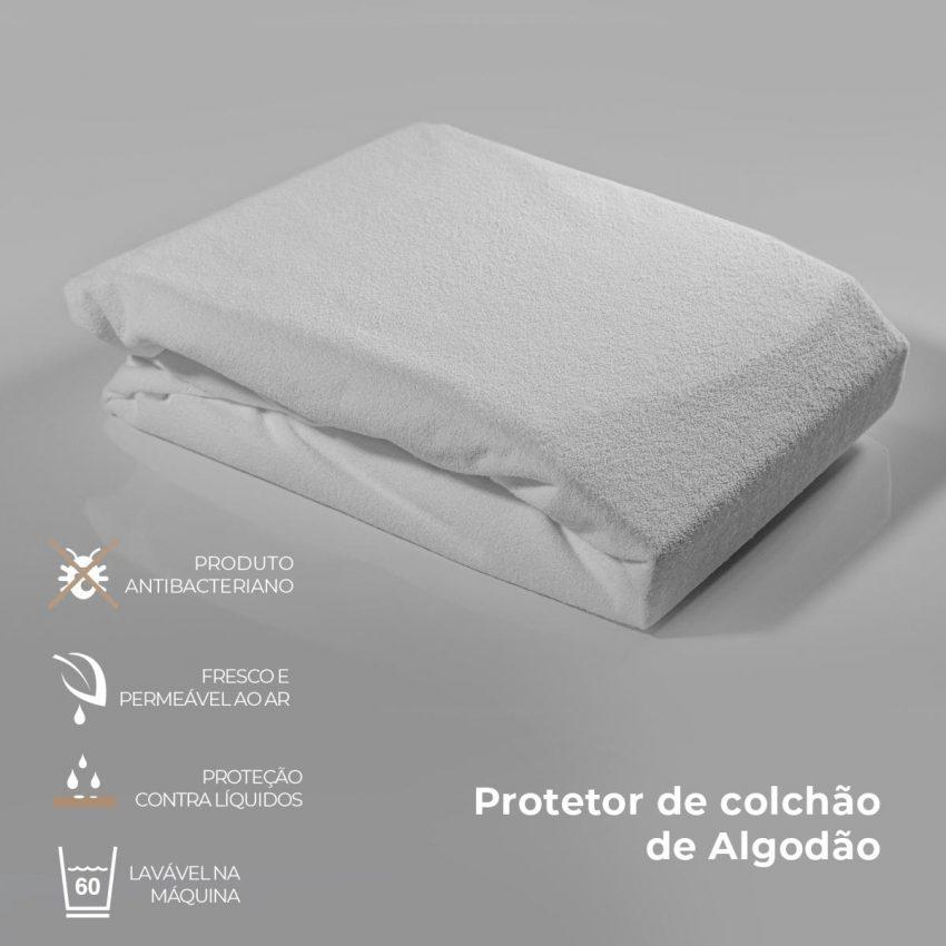 Protetor de colchão de Bebé Colunex